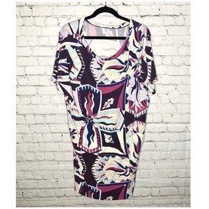 Emilio Pucci Long Shirt Dress with Pockets